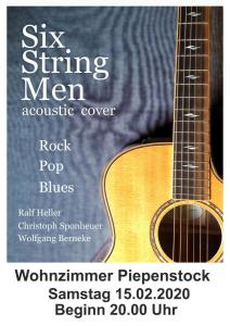 SIX-STRING-MEN
